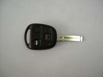 ES300 remote key