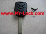 Citroen key blank