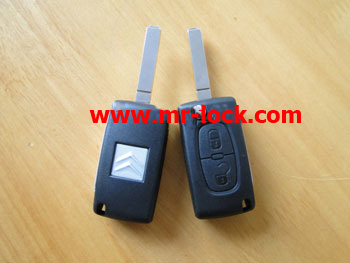 CITROEN 2BUTTON REMOTE KEY