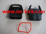 Opel 3button remote shell
