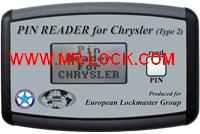 PIN Reader for Chrysler