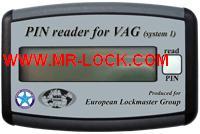 PIN Reader for VAG ID33