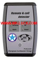 Remote and Coil Detector