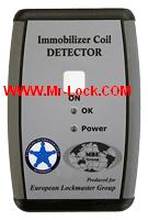 Immobilizer Coil Detector