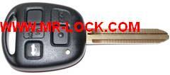 Toyota remote control 4C & 4D