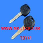 Toyota Transponder Key ID4C TOY 41