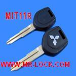 Mitsubishi MIT11R Transponder Key ID46 (with Left Keyblade)