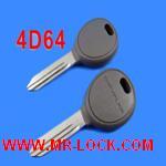 Chrysler Transponder Key ID4D64