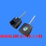Skoda Remote Key Head ID48
