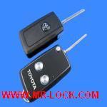 Toyota Corolla Remote Key Shell 2 Button