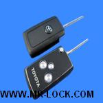 Toyota Camry Crown Remote Key Shell 3 Button