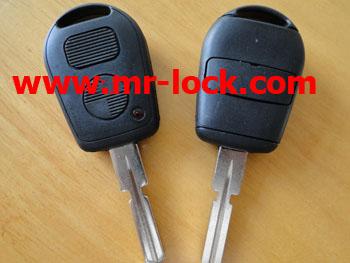 BMW 2 button shell