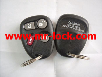 CADILLAC CTS REMOTE